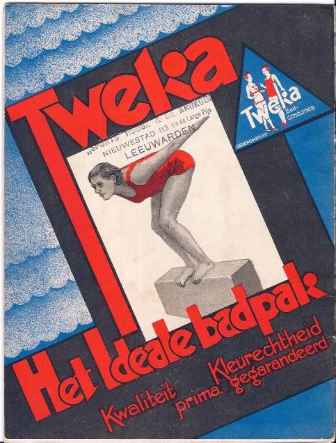 Borsten, S.P.J. - Zwemmen - de ideale sport -Aangeboden door Tweka