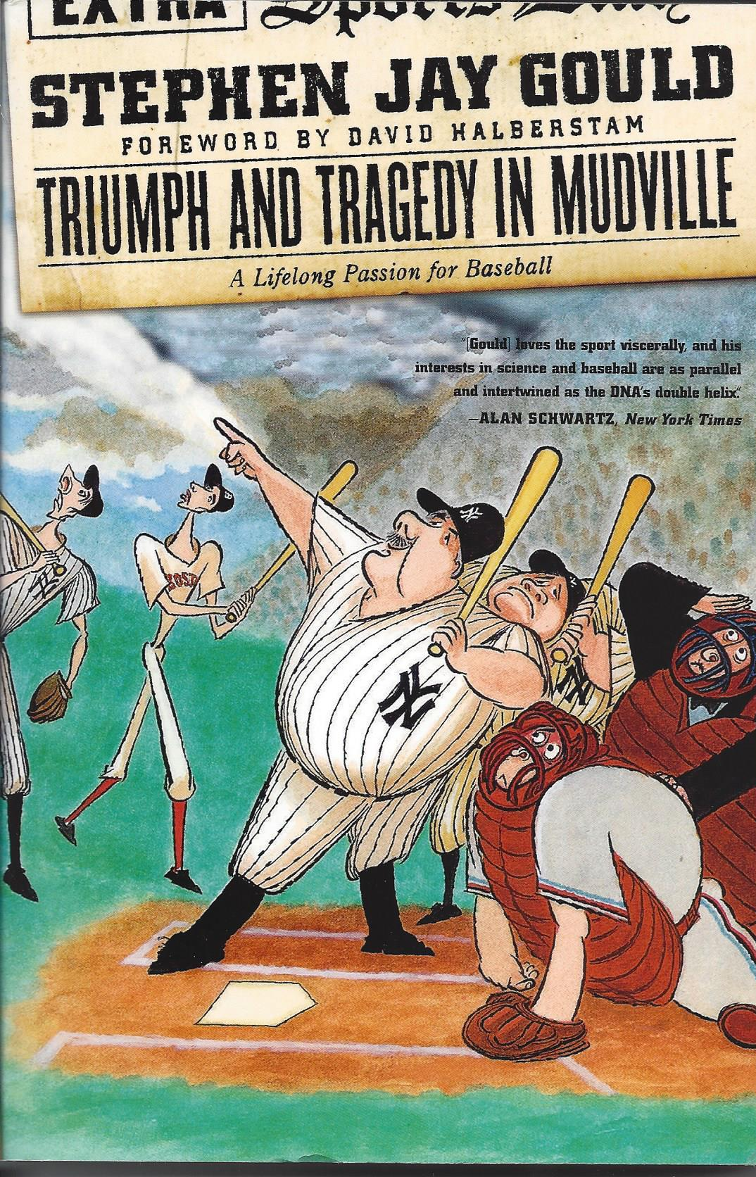 Triumph And Tragedy In Mudville Baseball Book border=