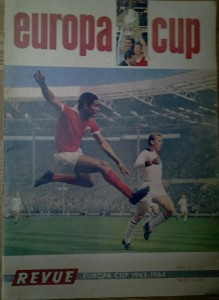 europa cup 63 64