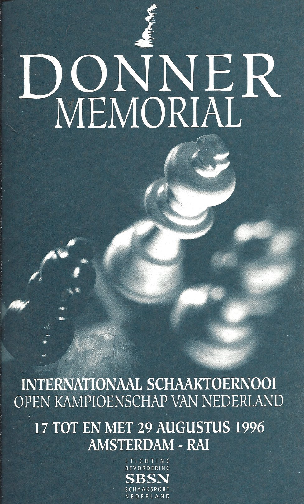 DIVERSE - Donner Memorial -Internationaal Schaaktoernooi. Open Kampioenschap van Nederland