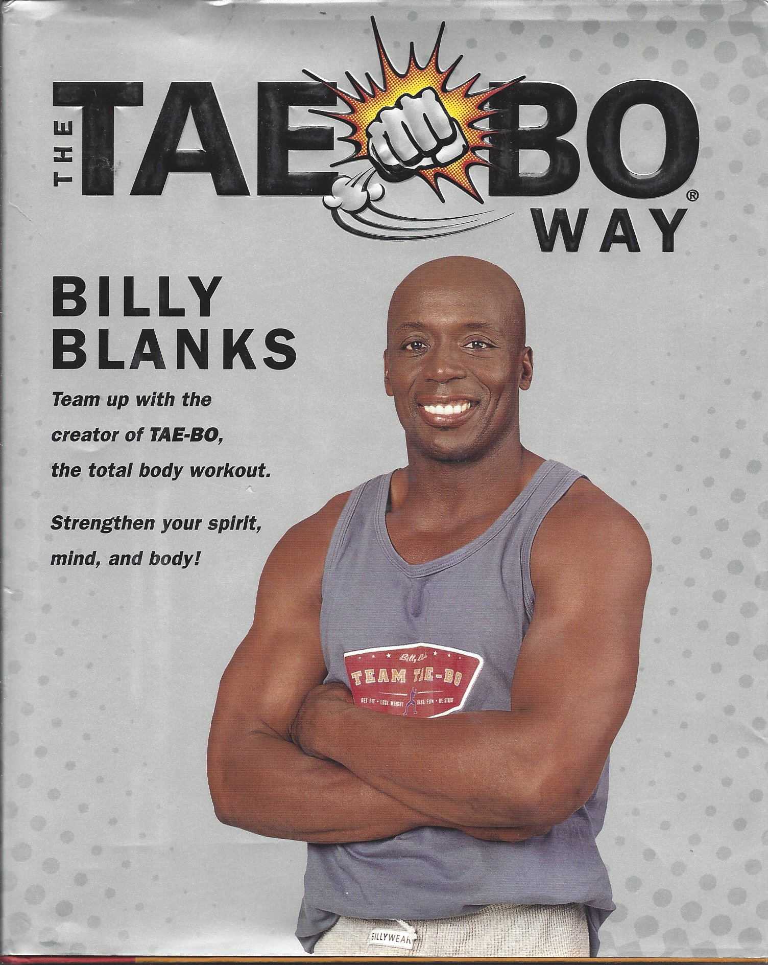 BLANKS, BILLY - The Tae-Bo way