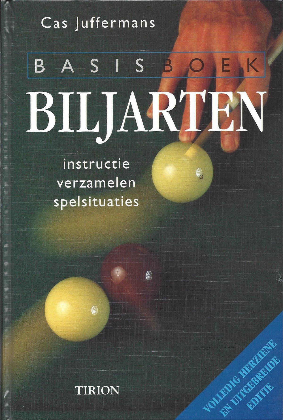 Juffermans, Cas - Basisboek Biljarten -Instructie, verzamelen, spelsituaties