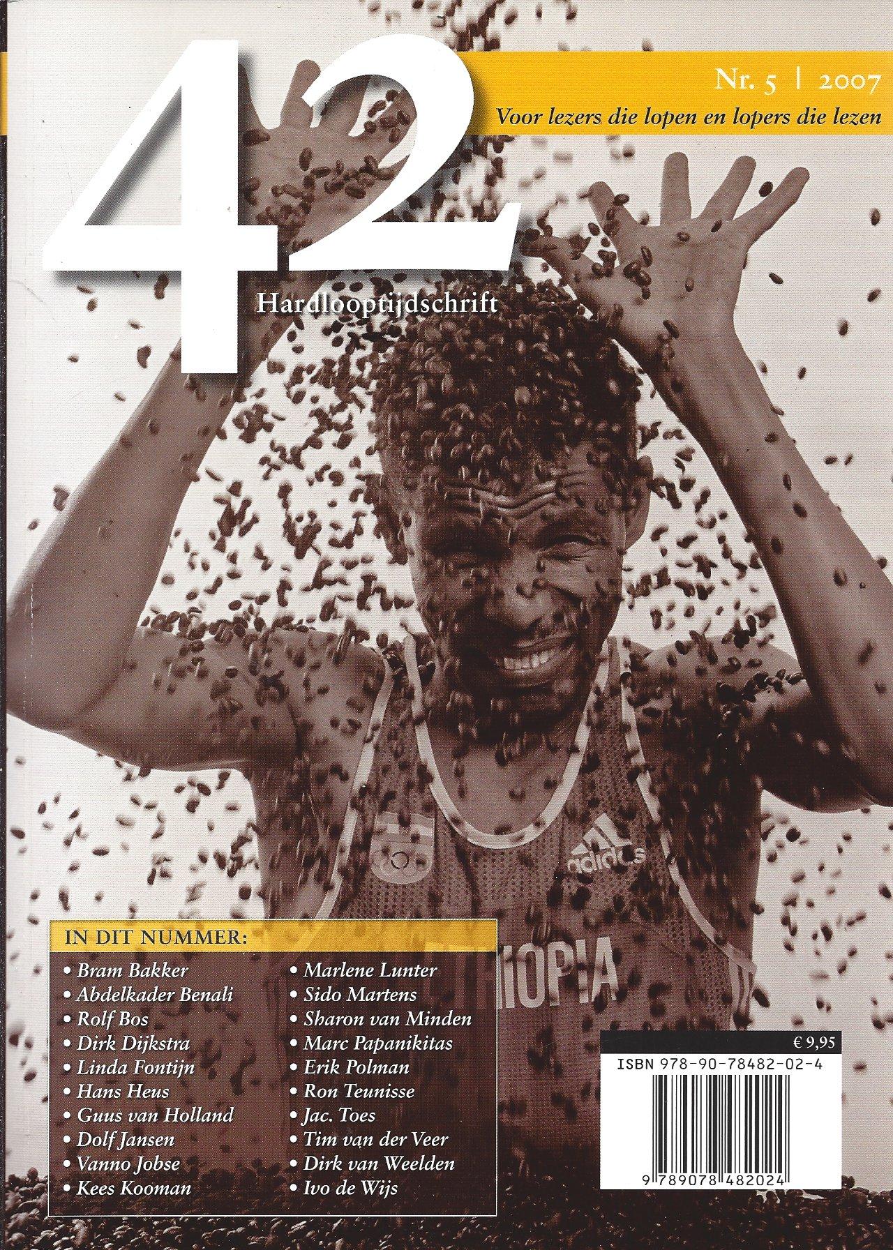 Redactie - 42 - Hardlooptijdschrift - Nr. 5