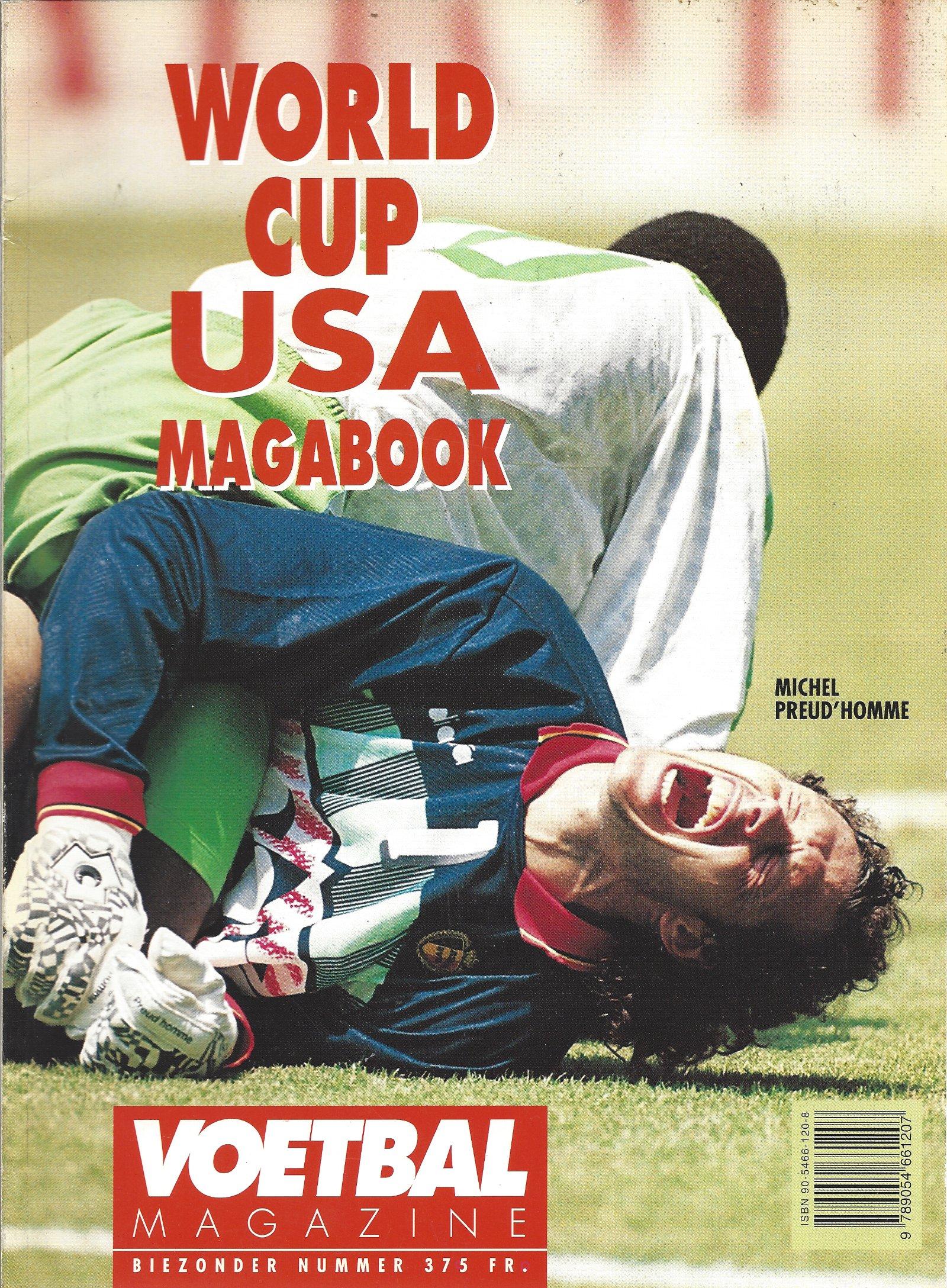 World Cup USA magabook