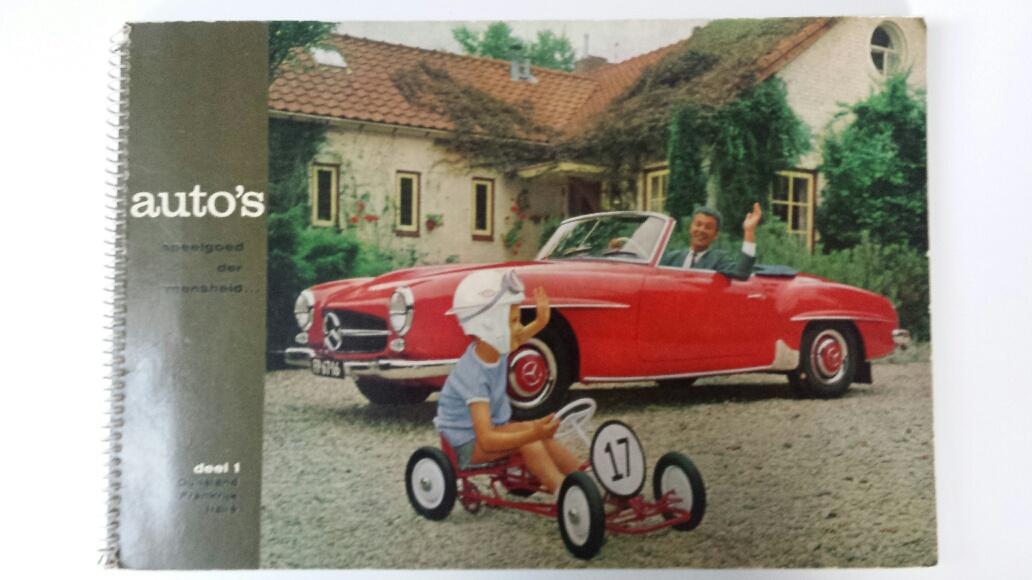 - Auto's - Speelgoed der mensheid - deel 1