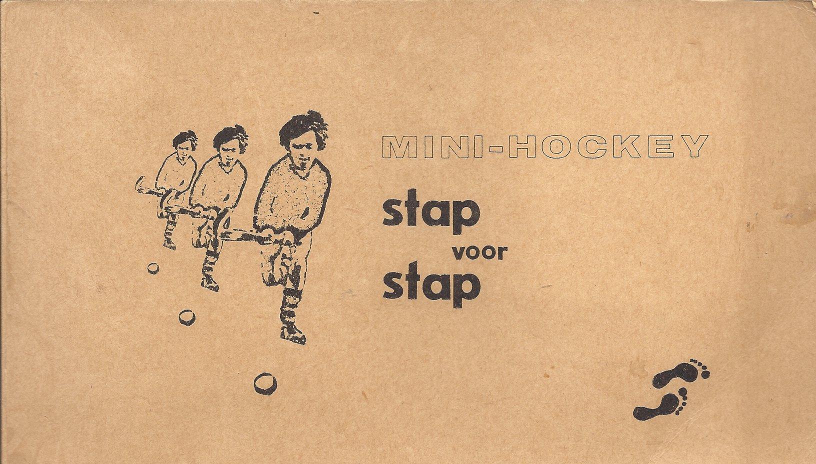 Stap voor stap hockeyboek for Koivijver bouwen stap voor stap