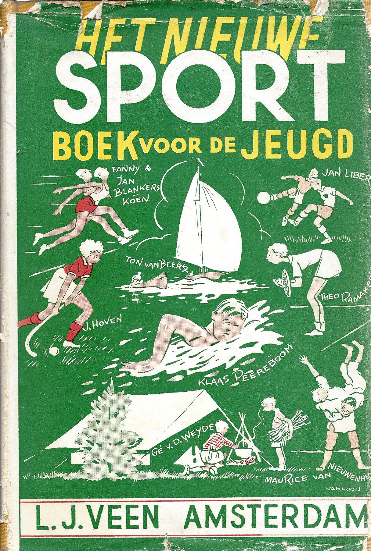 Ramaker, Theo et all - Het nieuwe sportboek voor de jeugd