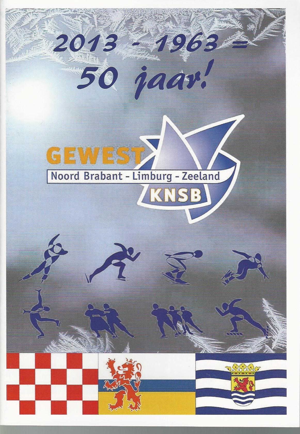 - 2013 - 1963 = 50 jaar !