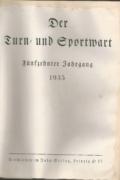 Der turn- und sportwart 1935