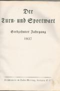 Der turn- und sportwart 1937
