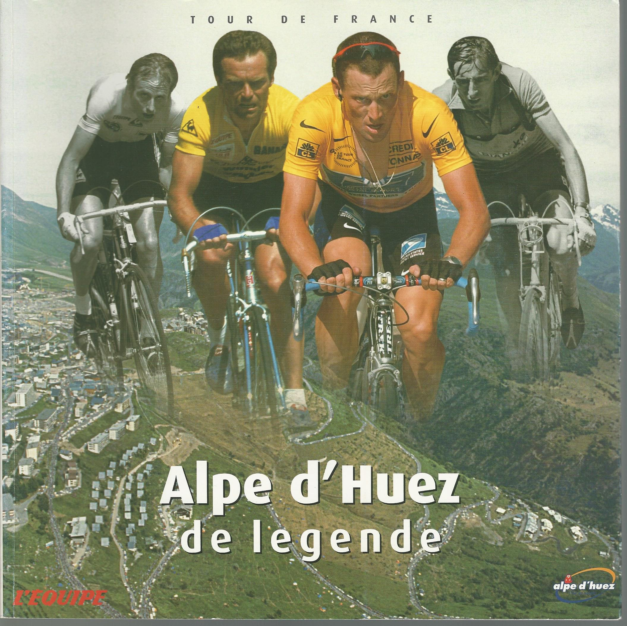 De legende van de Tour de France