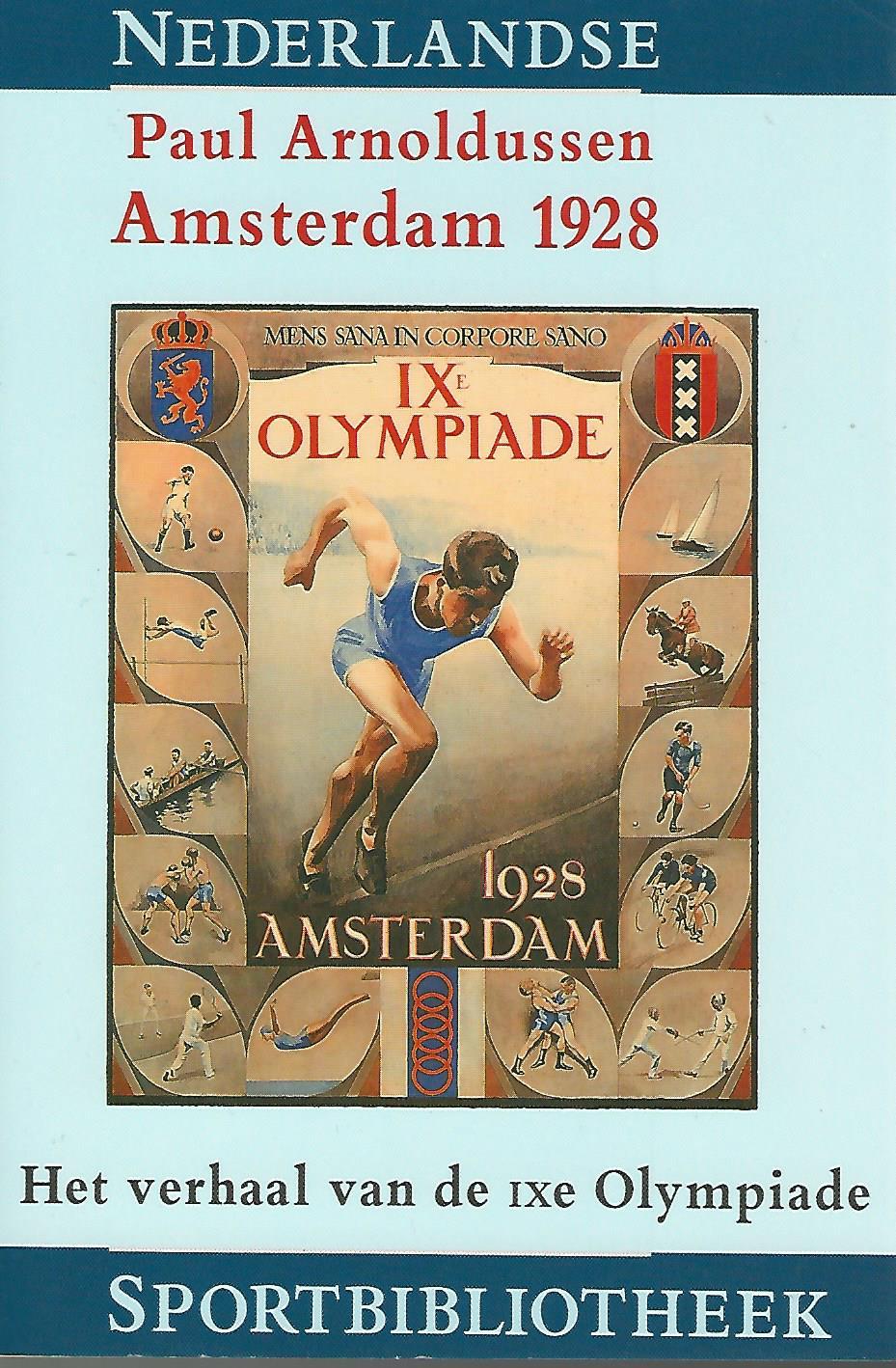 Afbeeldingsresultaat voor paul arnoldussen olympische spelen amsterdam 1928