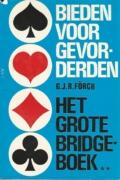 biedlen voor gevorderden bridge