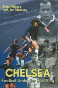 chelsea football under the blue flag