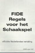FIDE regels voor het schaakspel