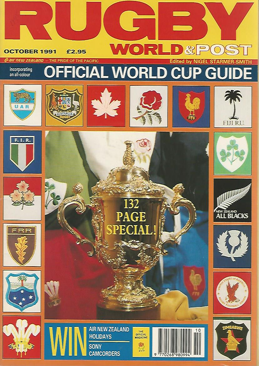 - Rugby World & Post -Official World Cup Guide