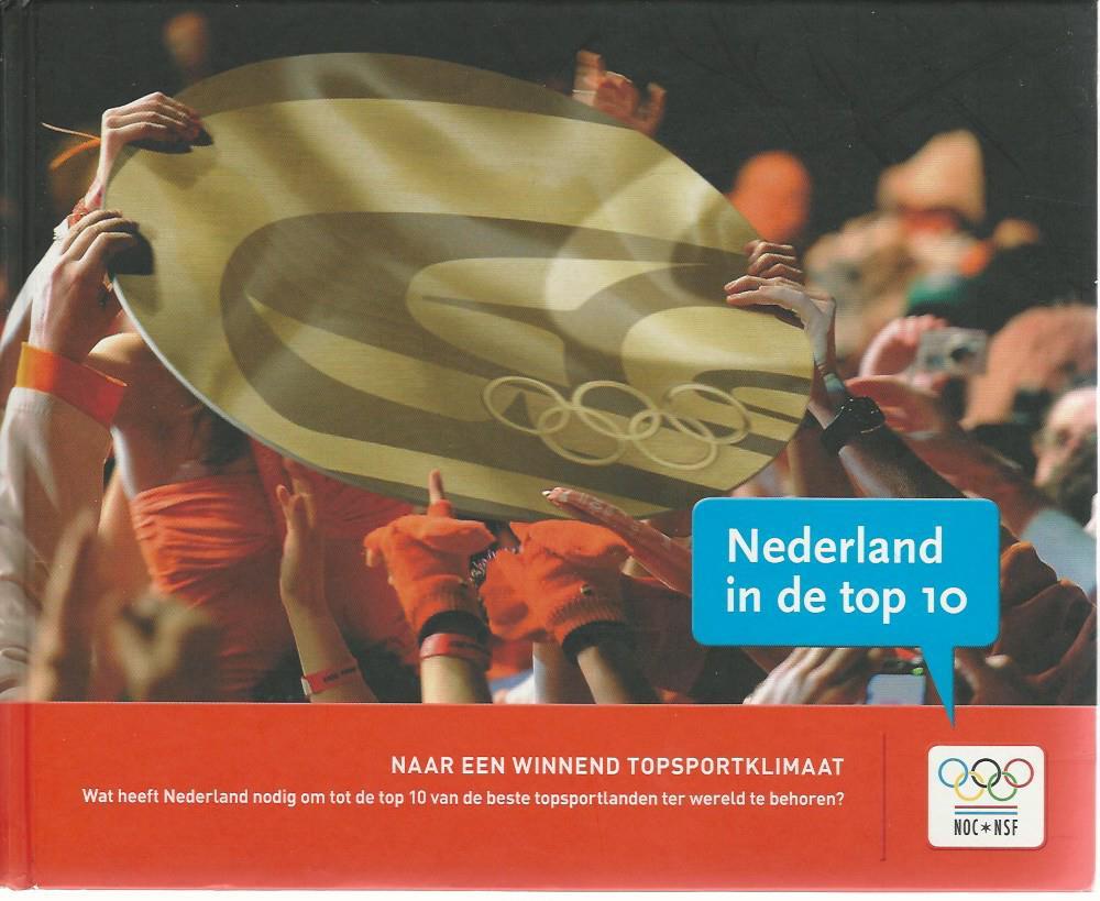 DIVERSE - Nederland in de top 10 -Naar een winnend sportklimaat