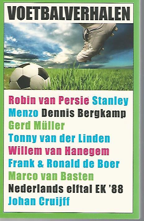 DIVERSE - Voetbalverhalen