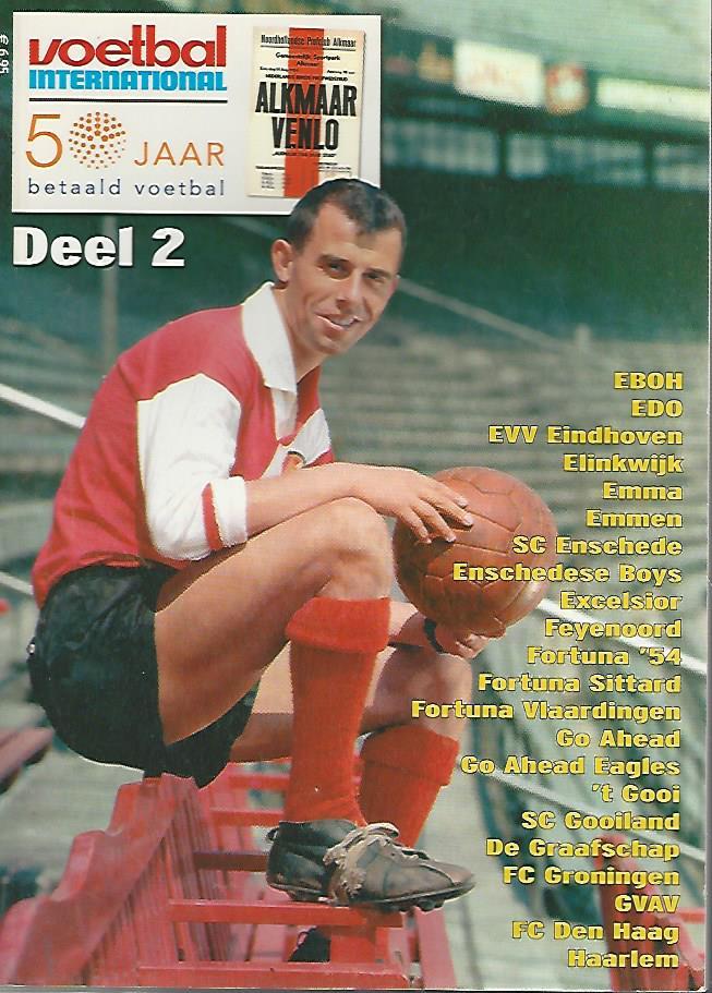 DIVERSE - 50 jaar betaald voetbal Deel 2 -Voetbal International