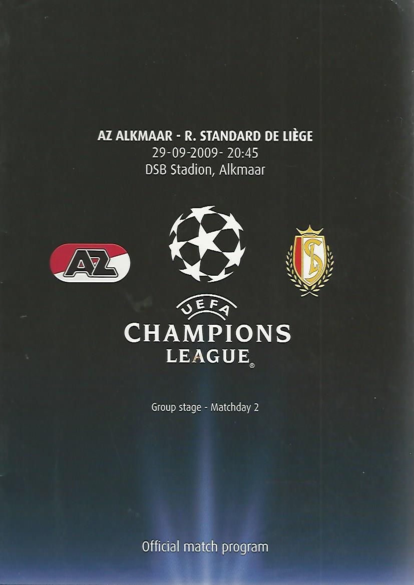 Champions League Program
