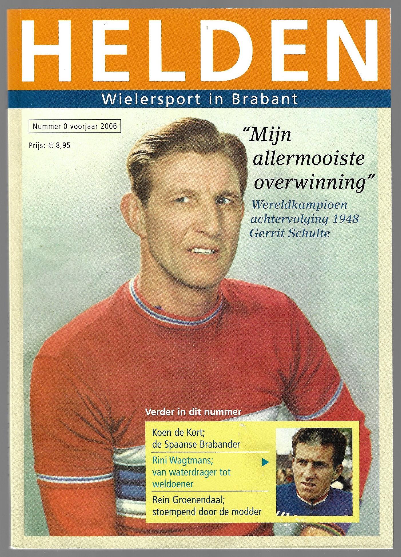 Helden Wielersport in Branb...